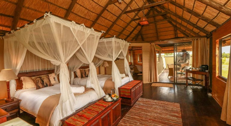 Nehimba Lodge Room