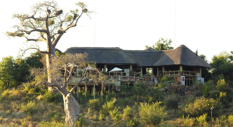 Ngoma Safari Lodge View 1