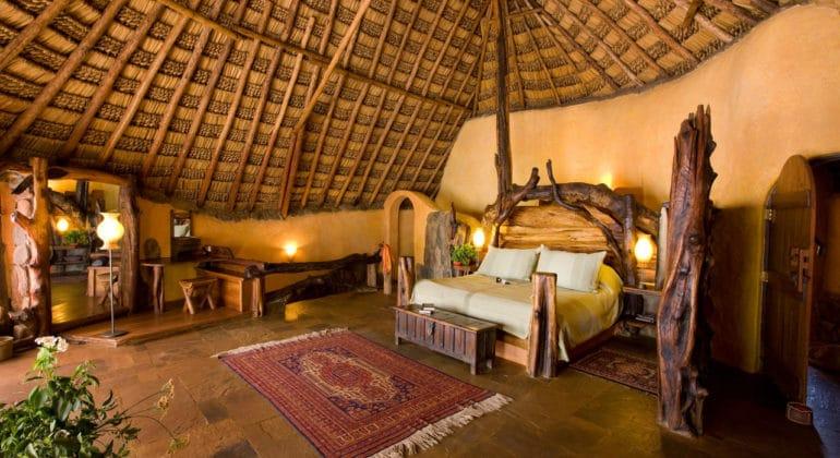 Ol Malo House Bedroom