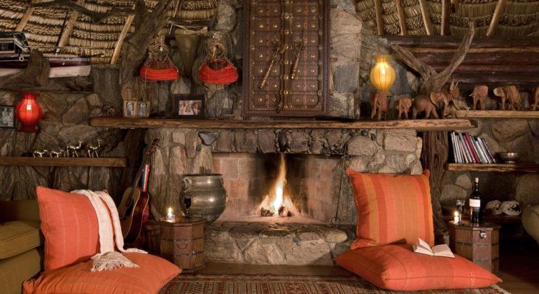 Ol Malo House Sitting Room