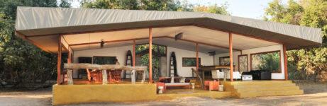 Potato Bush Camp Main Tent