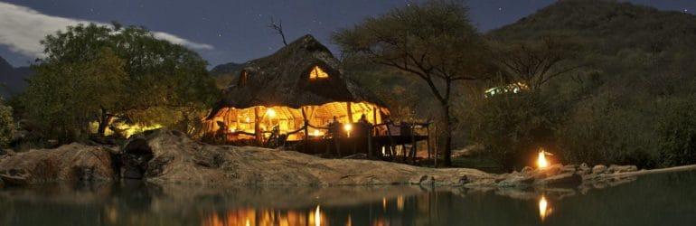 Sarara Camp At Night