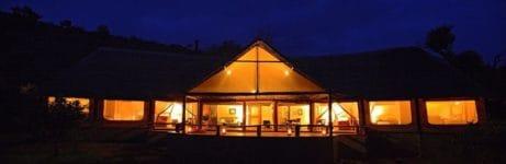 Saruni Mara View Of Lodge