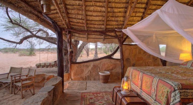 Saruni Rhino Guest Room