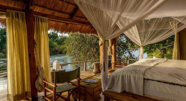 Sindabezi Island Room 1