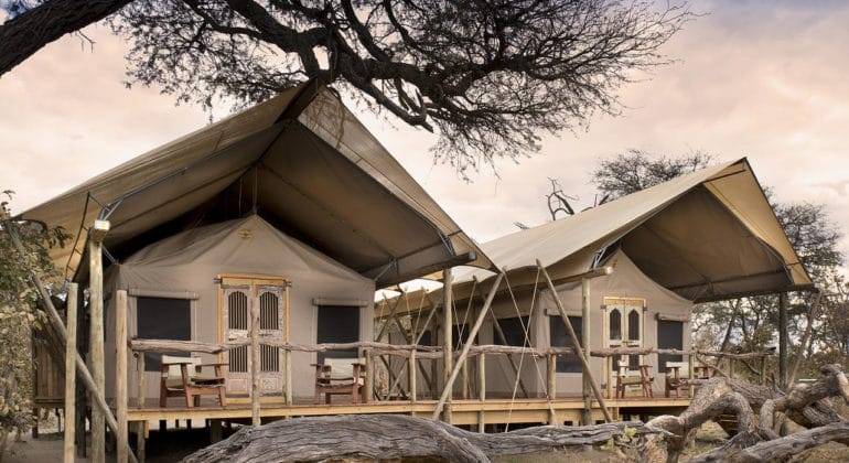 Somalisa Expeditions Tents