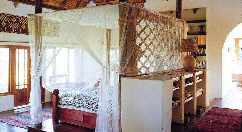 Tangala House Bedroom