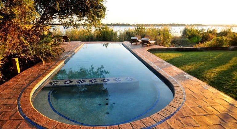 Tangala House Pool