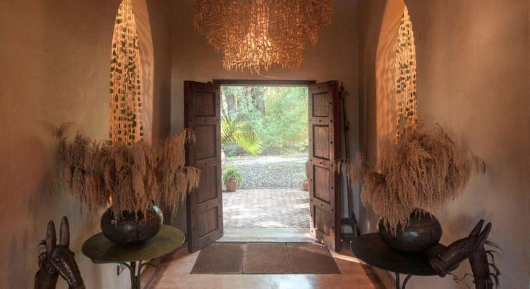 Tangala House Verandah