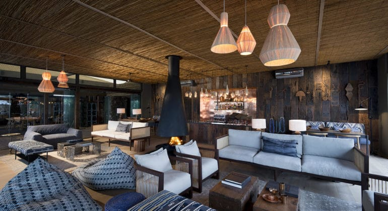 Thorntree River Lodge Lounge
