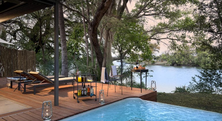 Thorntree River Lodge Pool