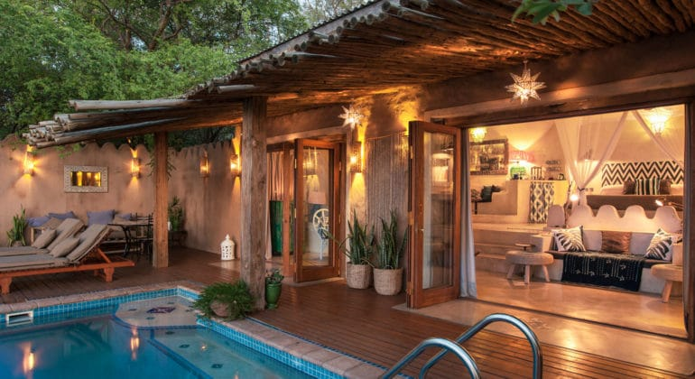 Tongabezi Lodge Main Lodge