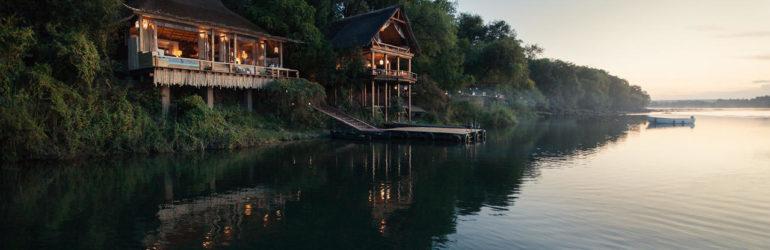 Tongabezi Lodge View