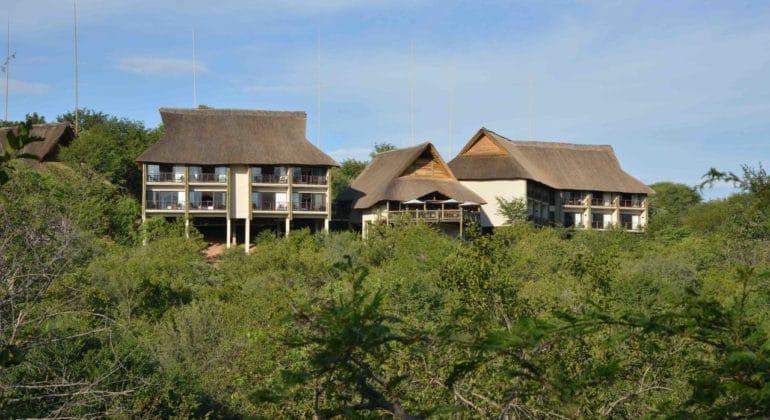 Victoria Falls Safari Club Exterior