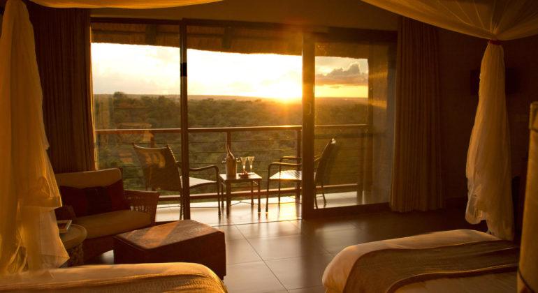 Victoria Falls Safari Club Room