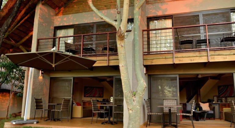 Victoria Falls Safari Suites 2 Bedroom