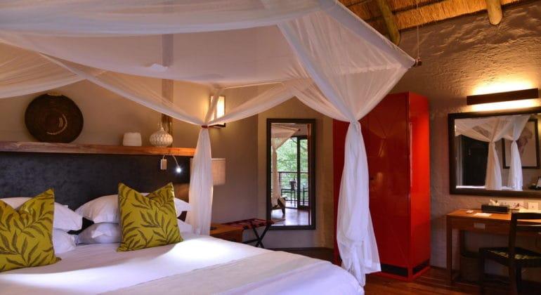 Victoria Falls Safari Suites Bedroom