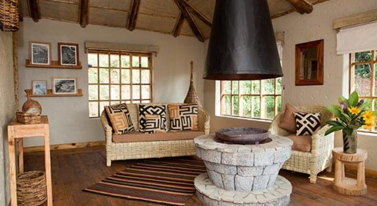 Virunga Lodge Banda