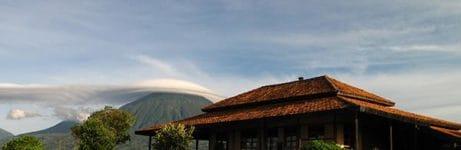 Virunga Lodge View