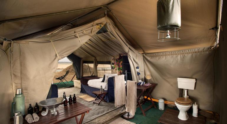 Zambezi Expeditions Bathroom