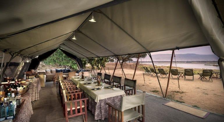 Zambezi Expeditions Main Area