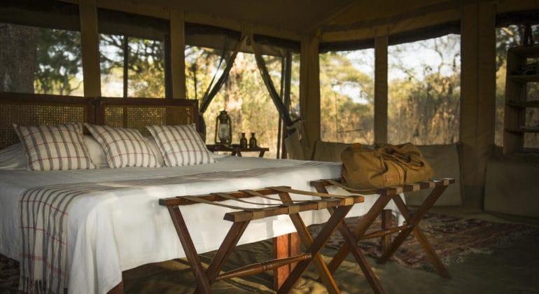 Chada Katavi Bedroom