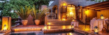 Chobe Game Lodge Pool
