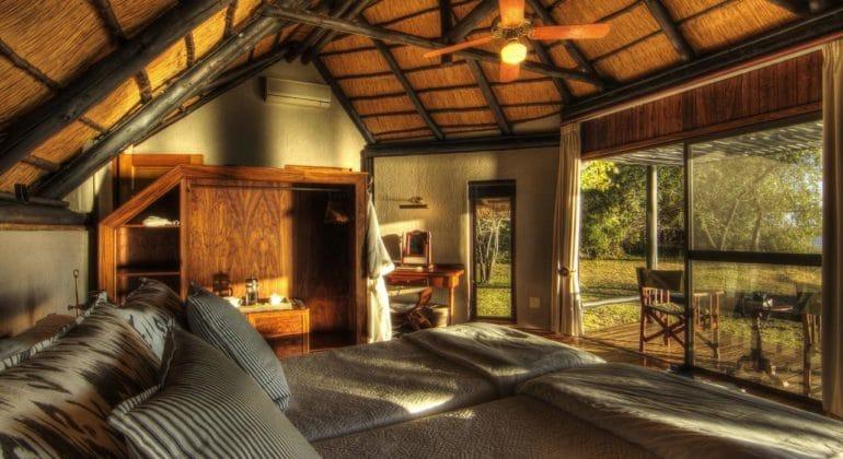 Chobe Savanna Lodge Room