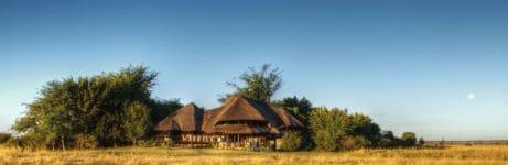 Chobe Savanna Lodge View