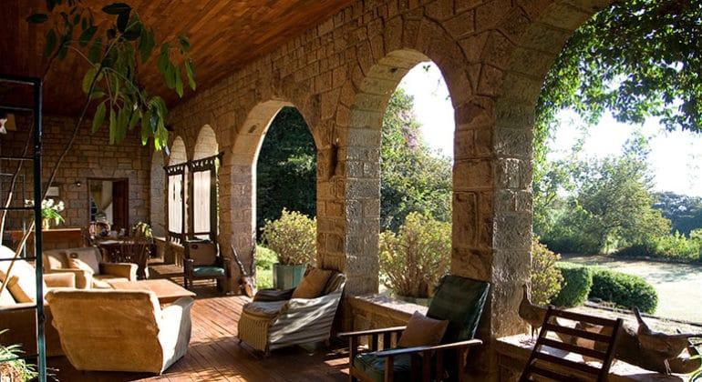 Deloraine House Lounge