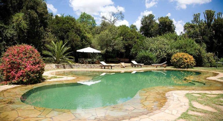 Deloraine House Pool