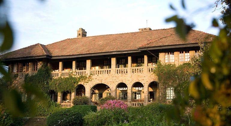 Deloraine House View