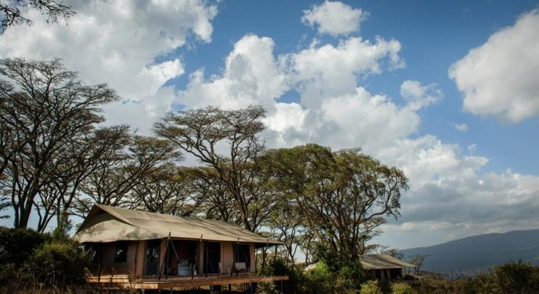 Entamanu Ngorongoro View