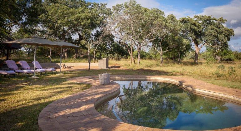 Jackalberry Lodge Pool