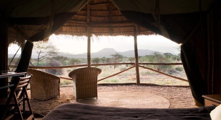 Kambi Ya Tembo Tent