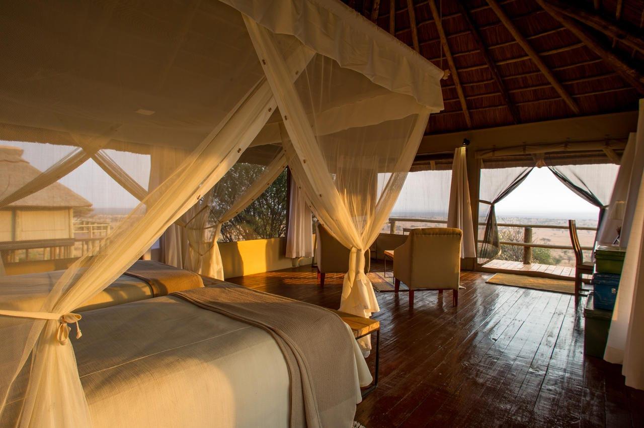 Kubu Kubu Tented Lodge Serengeti National Park Tanzania