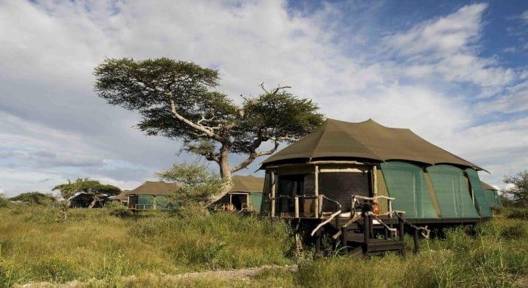 Lake Masek Tented Camp Tents