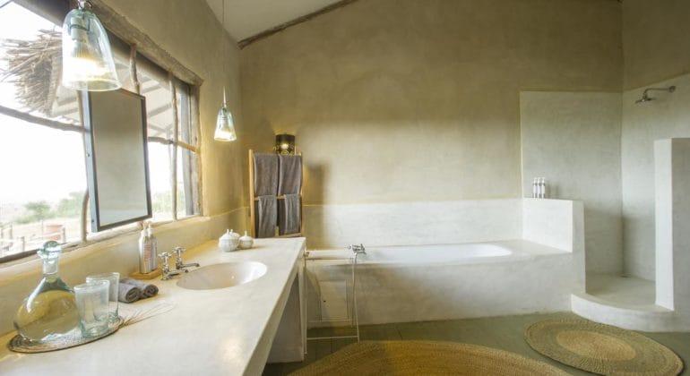 Mkombe's House Lamai Bathroom