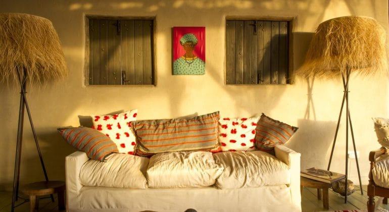 Mkombe's House Lamai Interiors