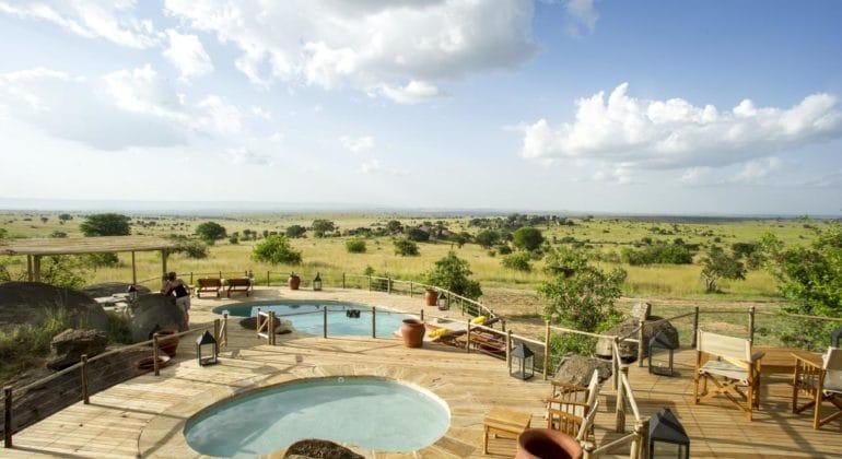 Mkombe's House Lamai Poolside