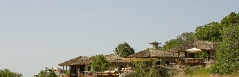 Mkombe's House Lamai View