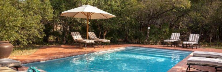Monwana Lodge Pool