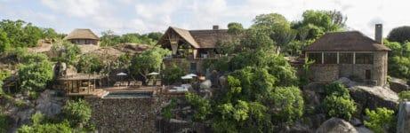 Mwiba Lodge View