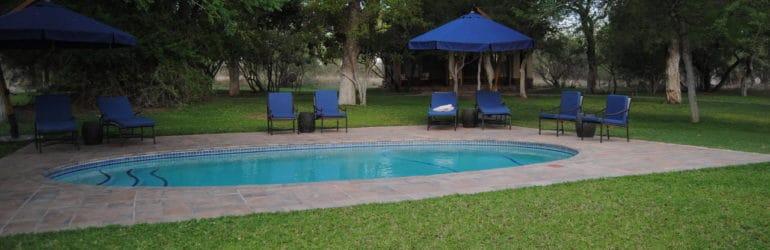 N'kaya Lodge Pool