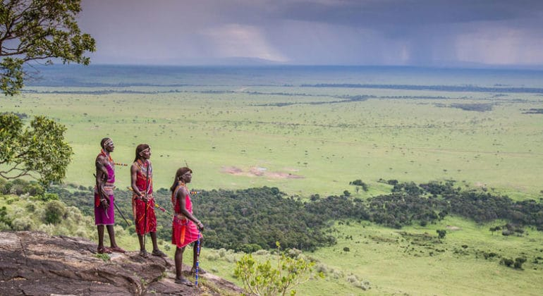 Nyasirori Tented Camp Cultural Interaction
