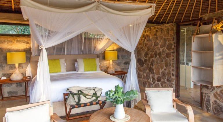 Ololo Safari Lodge Interiors