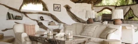 Sand Rivers Selous Lounge