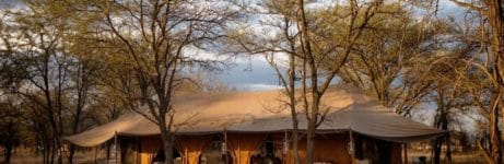 Serengeti Mobile Lamai Mess View