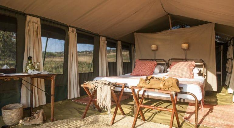 Serengeti Safari Camp Bedroom