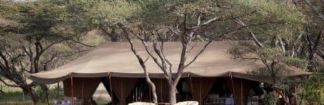 Serengeti South Tent Mess